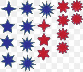 Solid Five Pointed Star - Shape Five-pointed Star PNG