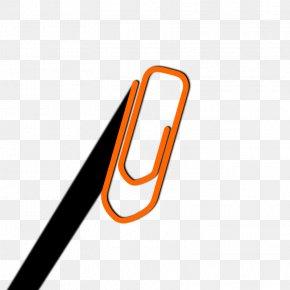 Paper Clip - Paper Clip Pen Clip Art PNG