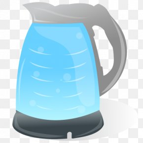 Water Boiler Electric Kettle - Small Appliance Jug Cup Kettle PNG