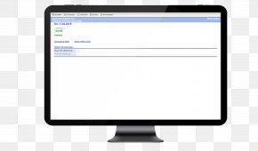 Computer - Computer Monitors Output Device Personal Computer Computer Program PNG