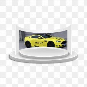 White Car Posters - Car Automotive Design 3D Computer Graphics Poster PNG