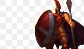 Pantheon - League Of Legends Riot Games Online Game Electronic Sports Video Game PNG