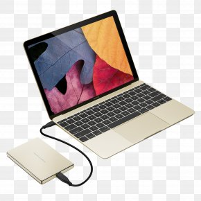 5.0 Gbps (USB 3.0) / 480 Mbps (USB 2.0) Hard DrivesMacbook - MacBook LaCie Porsche Design Mobile Drive 1 TB External Hard Drive PNG