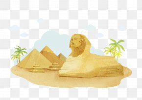 Egyptian Pyramid Illustration - Egyptian Pyramids Stock Photography Illustration PNG