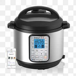 Instant Pot - Instant Pot Slow Cookers Pressure Cooking Mobile Phones Bluetooth PNG