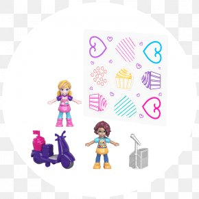 Polly Pocket - Doll Polly Pocket Toy Mattel Barbie PNG