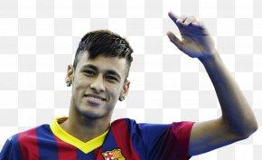Neymar - Neymar FC Barcelona Brazil National Football Team Santos FC Desktop Wallpaper PNG