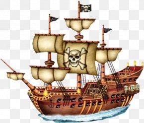 Piracy Document Sailor Ship Clip Art PNG