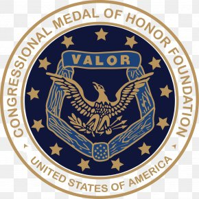Medal - United States Congress Medal Of Honor Congressional Gold Medal PNG