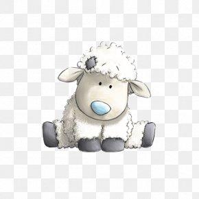 White Lamb PNG