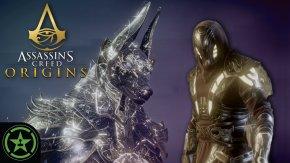 Anubis - Assassin's Creed: Origins Anubis Ancient Egypt Deity Sobek PNG