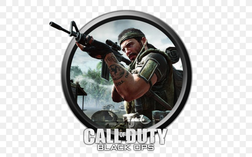 Call Of Duty: Black Ops II Call Of Duty: Zombies Call Of Duty: World At War, PNG, 512x512px, Call Of Duty Black Ops, Activision, Activision Blizzard, Army, Call Of Duty Download Free