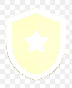 Symbol Logo - Shield Icon Basic Flat Icons Icon PNG