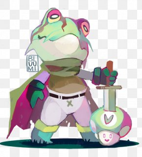 Chrono Trigger - Chrono Trigger Video Games Artist Tree Frog PNG