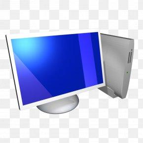 Computer - Laptop Desktop Computers Personal Computer PNG