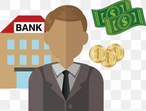 Bank Employee - Bank Cashier PNG