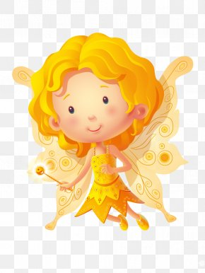 Fairy - Fairy Doll Legendary Creature Angel Supernatural PNG