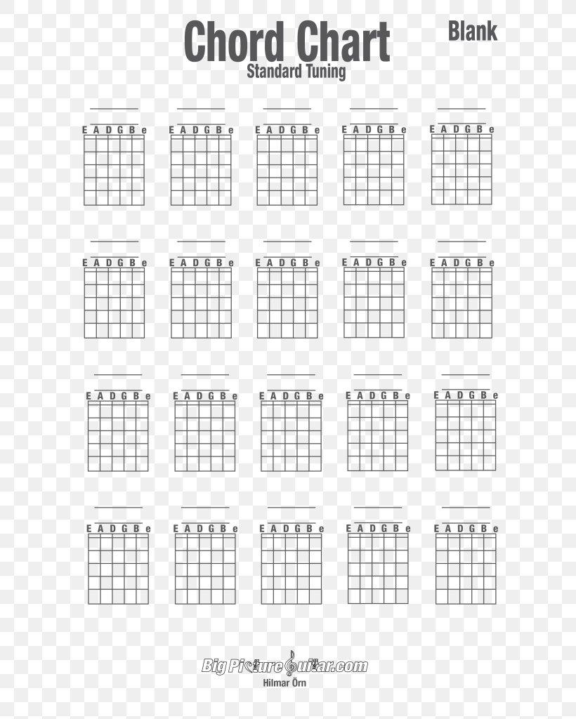Guitar Chord Chord Chart Chord Diagram, PNG, 15x15px, Guitar ...