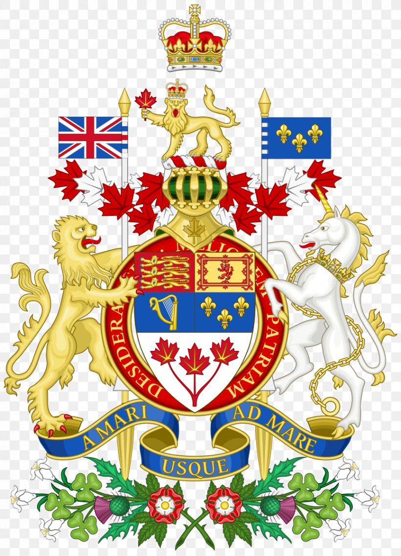 Arms Of Canada Royal Coat Of Arms Of The United Kingdom