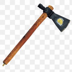 Axe - Splitting Maul Battle Axe Tomahawk Weapon PNG
