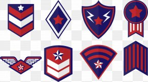 Rank Of Military Academy - Military Badges Of The United States Military Rank PNG