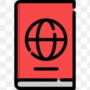 Passport Icon - Service Verizon Wireless Business Cargo PNG