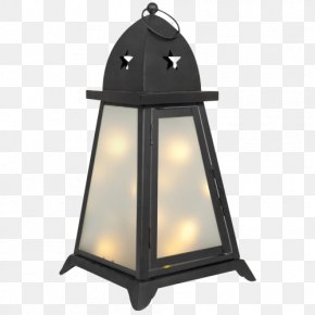 Gartenlaterne, FYRIS, 10 Warmweiße LEDs, H 380 (9019637067) Best Season Black LED Garden Lantern Fyris 40 Cm High Light-emitting Diode Industrial Design Light FixtureDesign - LED PNG