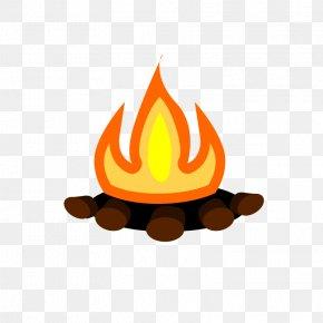 Campfire Cliparts - Smore Bonfire Campfire Halloween Clip Art PNG
