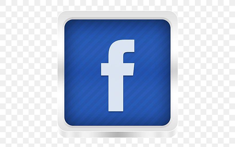 Social Media Facebook YouTube Blog, PNG, 512x512px, Social Media, Blog, Blue, Brand, Electric Blue Download Free