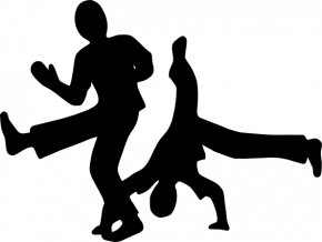 Hip Cliparts - Capoeira Hip-hop Dance Clip Art PNG