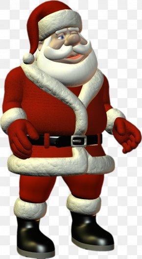 Santa Claus Collection - Santa Claus Christmas Ornament 25 December New Year PNG