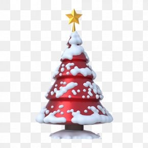 Christmas Tree Decoration - Christmas Tree Christmas Ornament Santa Claus PNG