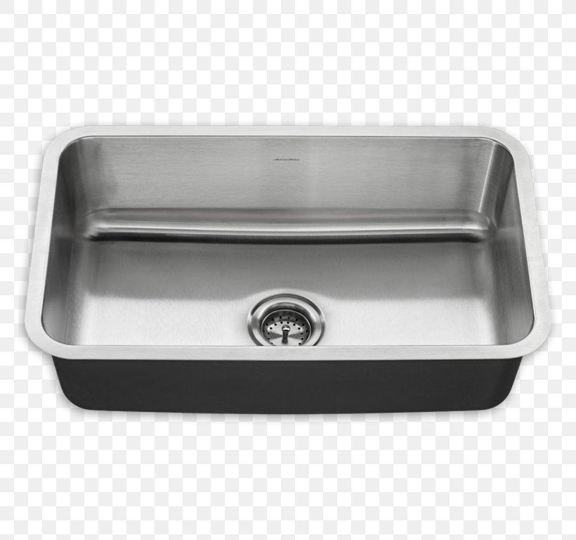 Kitchen Sink Kitchen Sink Stainless Steel Bowl, PNG, 768x768px, Sink, American Standard Brands, Bathroom, Bathroom Sink, Bowl Download Free