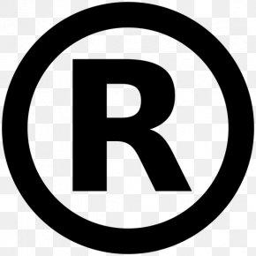 Blackandwhite Number - Copyright Symbol PNG