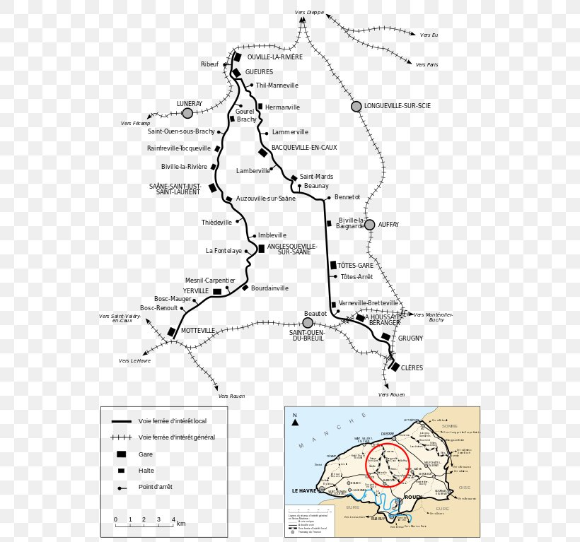 Petits Trains Et Tramways Haut-normands Upper Normandy Railway Chemin De Fer De Normandie Track, PNG, 545x767px, Upper Normandy, Area, Chemin De Fer De Normandie, Diagram, Drawing Download Free