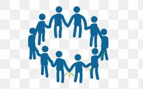 Q Version - Public Relations Logo Homo Sapiens Human Behavior Social Group PNG