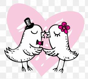 Art Gesture - Wedding Love Background PNG