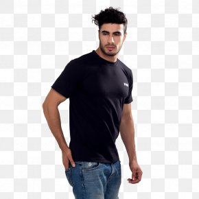 Shirt - T-shirt Sleeve Clothing Crew Neck PNG