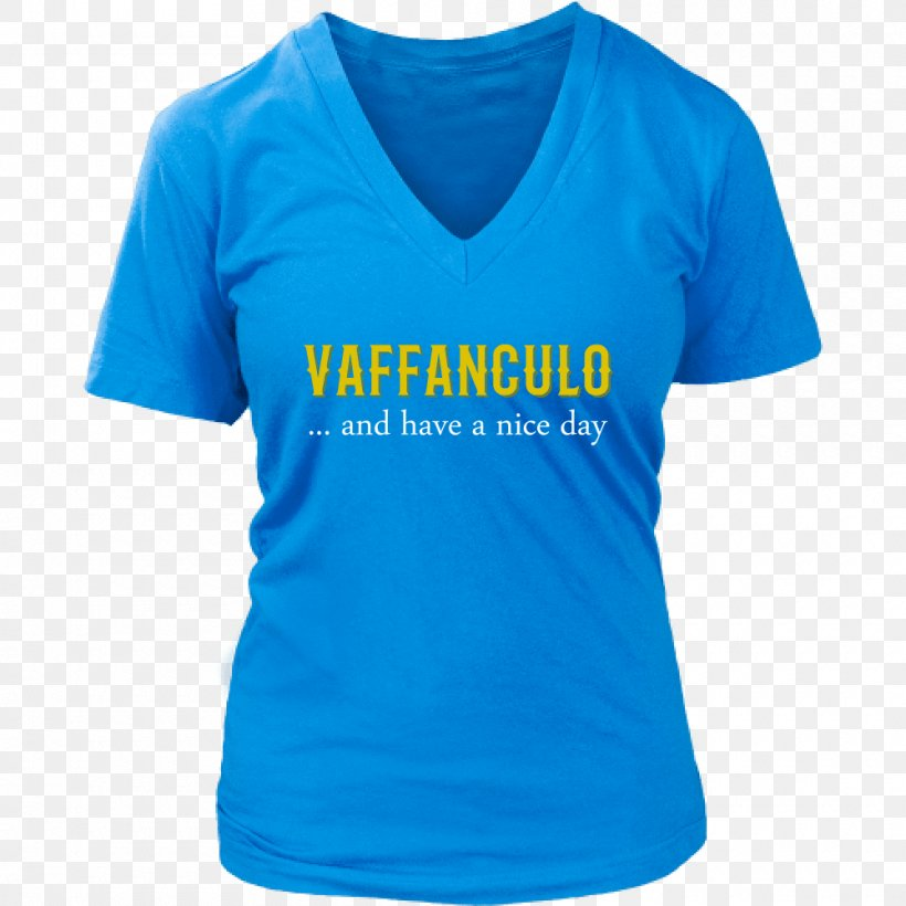 T-shirt Hoodie Neckline Woman, PNG, 1000x1000px, Tshirt, Active Shirt, Azure, Blue, Clothing Download Free