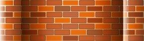 Brick Wall Fence Transparent Clip Art - Wall Clip Art PNG