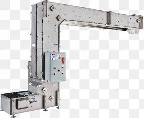 Bucket Elevator Conveyor System Conveyor Belt PNG