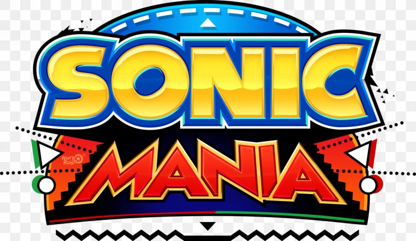 Sonic Mania Logo Game Font Brand Png 1173x681px Sonic Mania Area Brand Game Games Download Free