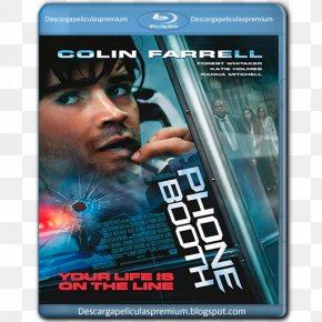 United States - Phone Booth Colin Farrell United States Film Actor PNG