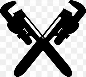 Pipe Cliparts - Plumbing Pipe Wrench Clip Art PNG