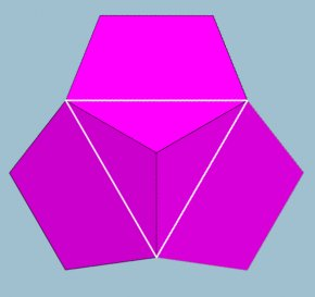 Face - Regular Dodecahedron Polyhedron Platonic Solid Face PNG
