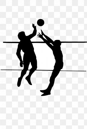 Tennis Silhouette - Volleyball Sport Rugby Shorts Rugby Football PNG