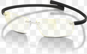 Glasses - Goggles Sunglasses Rimless Eyeglasses Guess PNG