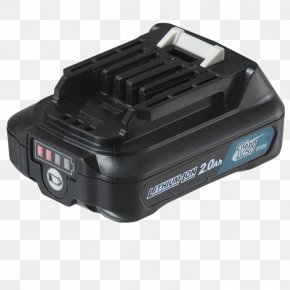 Lithium-ion Battery - Battery Charger Makita Electric Battery Augers Rechargeable Battery PNG