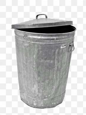 Trash Can Free Download - Waste Container Clip Art PNG