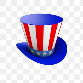 American Hat - Flag Of The United States Hat PNG
